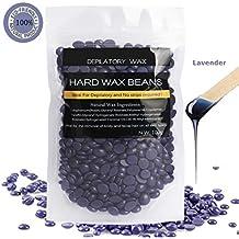Depilación cera perlas, Depilación frijoles de cera dura, LuckyFine hard wax beans, depilación