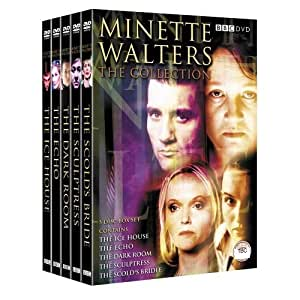 Minette Walters Collection - 5-DVD Boxset ( The Ice House / The Echo / The Dark Room / The Sculptress / The Scold's Bridle ) [ Origine UK, Sans Langue Francaise ]