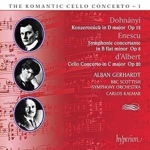 The Romantic Cello Concerto - 1
