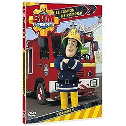Sam le Pompier - Volume 9 : Le camion de pompier