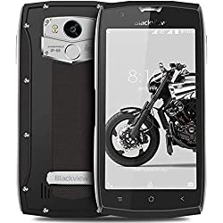 Blackview BV7000 PRO 5.0'' FHD Rugged Smartphone IP68 Impermeabile/Resistente/Antiurto Cellulare da Lavoro con GPS/GLONASS/OTG/Fingerprint, 4G Android 6.0/4GB RAM 64GB Rom/Batteria 3500mAh/Dual SIM