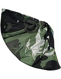 EveryHead Fiebig Paño De Mago Multifunción Loop Cuello Pañuelo Para El Bandana Bandido Cinta La Frente Pelo Camuflaje Joven (FI-59604-S16-JU3) incl Hutfibel