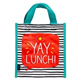 Happy Jackson 'Yay Lunch' Handy Tote, Multi-Colour