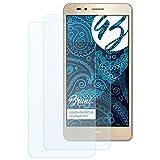 Bruni Schutzfolie für Huawei GR5 Folie - 2 x glasklare Displayschutzfolie