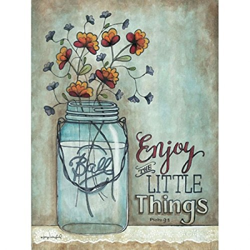 enjoy-the-little-things-poster-print-by-tonya-crawford-12-x-16-by-the-poster-corp
