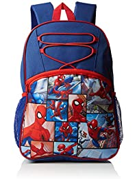 FABTASTICS Spiderman Acc Set (3-tlg.) Cinturón, Multicolor (Mehrfarbig), Talla única, Pack de 3