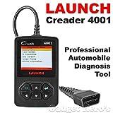Gadget Hero's Launch Creader 4001 OBD2 Scanner Diagnostic Scan Tool Car Code Reader