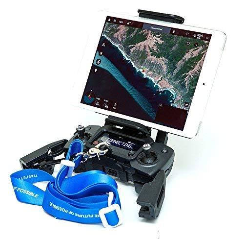 Fstop Labs Dji Mavic Pro Platinum, Accessoires d'étincelles, Support de l'appareil de contrôle à distance, Support de tablette pliable 4-10 pouces