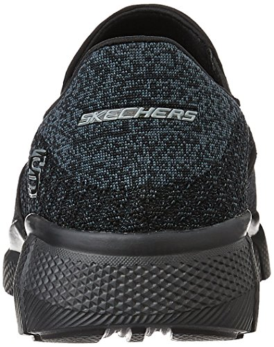 Skechers Equalizer 2.0, Baskets Basses Homme Noir