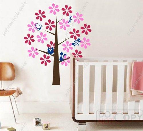 custom-popdecals-ful-arbol-de-flores-cuatro-s-57-en-alto-hermoso-arbol-etiquetas-de-la-pared-para-ni