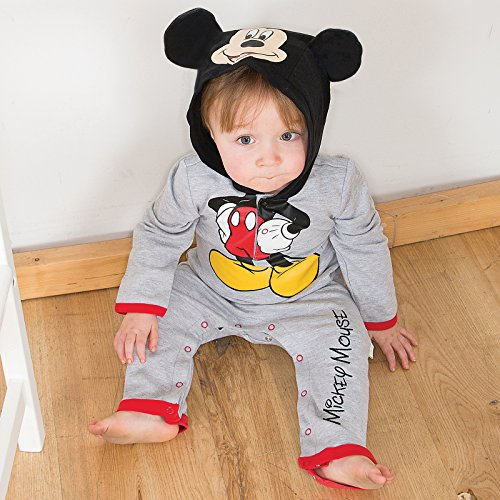 Amscan Dress Up Disney - Mickey Maus Strampler 0-3 Monate