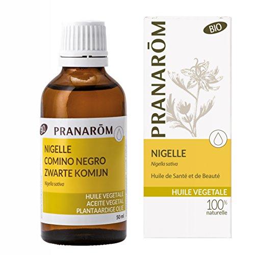 Pranarôm - HUILES VEGETALES - Nigelle BIO - 50 ml