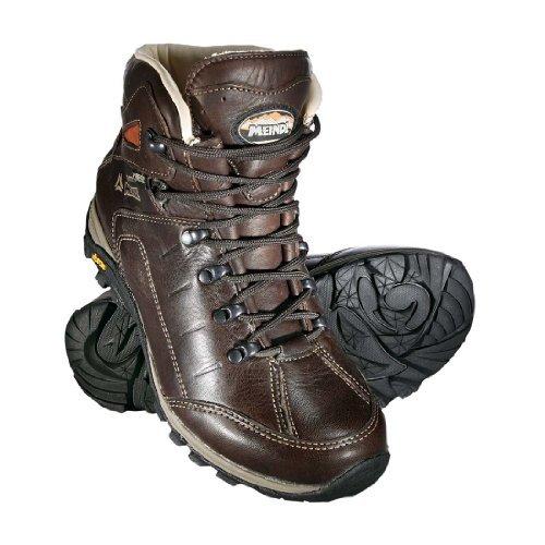 Meindl Chaussures Ticino Femme Identity - brun foncé