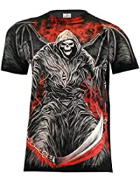 992f103a261f Rock Eagle T-Shirt Heavy Metal Biker Tattoo Rocker Gothic (S - XXXL)