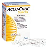Accu-Chek C72 Softclix Classic Lanzetten (200-er pack)