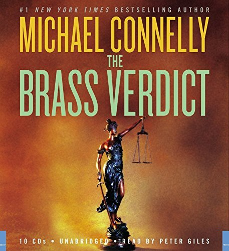 The Brass Verdict: A Novel (A Lincoln Lawyer Novel) by Michael Connelly (2009-09-01)