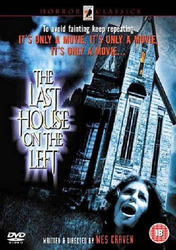 The Last House On The Left  Uncut  DVD