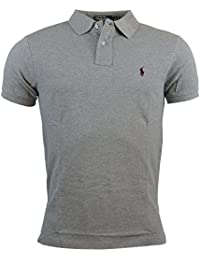 Polo Ralph Lauren – hombre Custom Fit POLO de malla camiseta