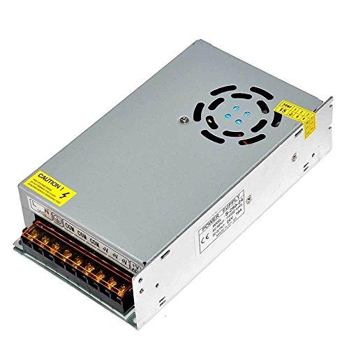 Fuente de alimentación (transformador) para tira de luces LED, estabilizada (10 A, 220 V a 24 V, 240 W)