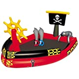 Bestway Pirate Play Pool, Planschbecken 190x140x96 cm