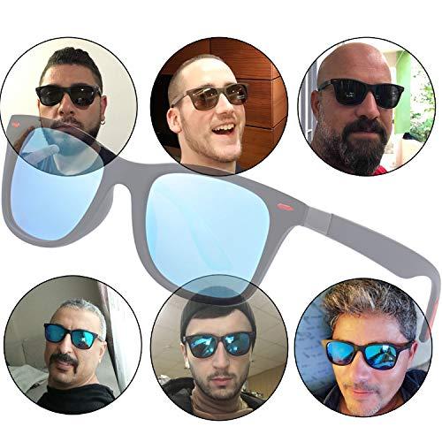 Zoom IMG-1 perfectmiaoxuan occhiali da sole polarizzati
