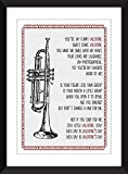 Best Of Chet Bakers - Chet Baker My Funny Valentine Paroles, Unframed Imprimer Review