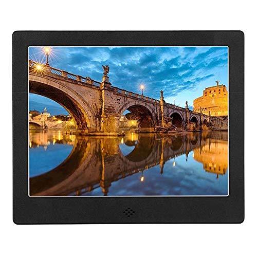 SPFDPF 8-Zoll-LCD-Digitalfoto-Bilderrahmen-Video-MP3-MP4-Playe