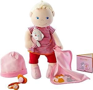 HABA 303724 Accesorio para muñecas - Accesorios para muñecas (1.5 yr(s),, Polyester, Girl, 160 mm, 307 g)