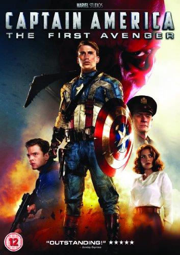 Captain America - The First Avenger [DVD]