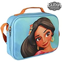 Safta Elena De Avalor Cartable, 42 cm, (Azul)