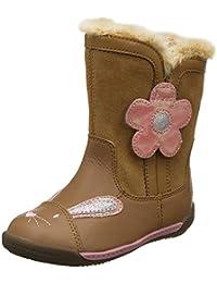 Clarks Girl's Iva Dot Boots