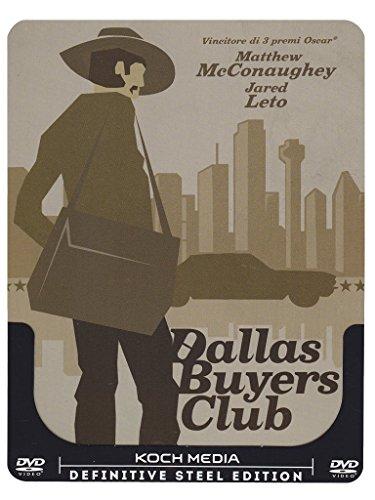 Dallas Buyers Club(steelbook) [IT Import]