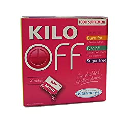 Kilo Off Weight Loss Supplement (20 Sachets)