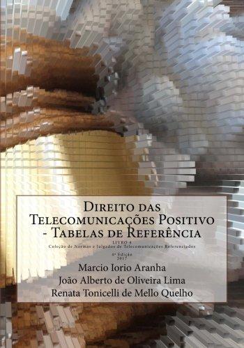 direito-das-telecomunicacoes-positivo-tabelas-de-referencia-livro-4-da-colecao-de-normas-e-julgados-