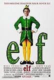ELF – Will Ferrell – U.S Movie Wall Poster Print - 30CM X 43CM Brand New