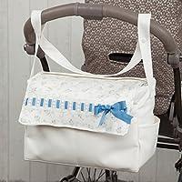 Babyline Autumn Unisex Handtasche, Blau