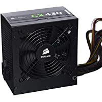 Corsair CX430 Alimentation PC (80 PLUS Bronze, 430 Watt, EU)