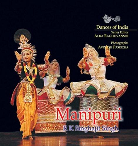 Manipuri (Dances of India) por R.K. Singhajit Singh