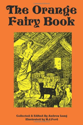The Orange Fairy Book Cover Image