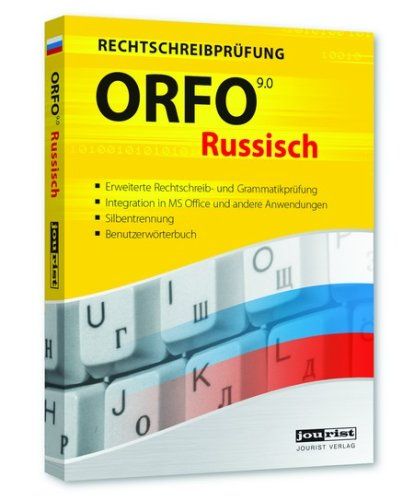 ORFO 9.0 Russisch (Windows Betriebssystem-disc Xp)