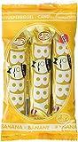 Bobby Riegel Banane Trio, 3 x 40 g, 8er Pack