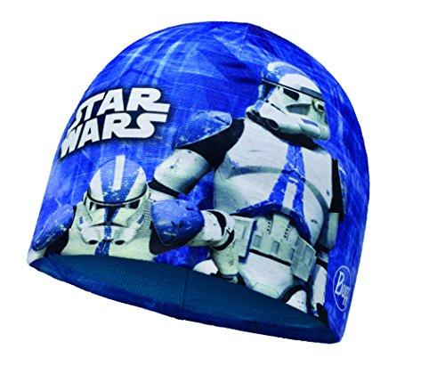 Buff Kinder Microfiber und Polar Hat Star Wars Mütze, Clone Blue, One Size