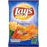 Lay's chips paprika 130g (Prix Par Unité) Envoi Rapide Et Soignée
