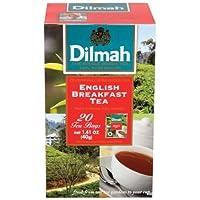 Dilmah, Tea English Breakfast, 20-Bag (6 Pack)