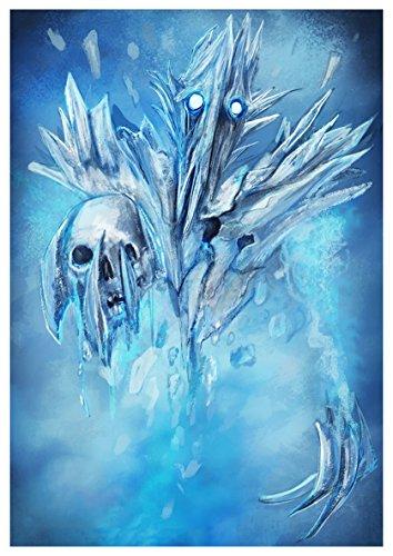 Poster DOTA 2 (01) - Ancient Apparition - A3 (42x30 - Dota 1