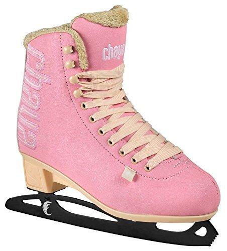 chaya Damen Bubble Gum Schlittschuhe, Pastell Pink, 38