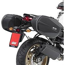 Givi 3D600 Borse Laterali Yamaha MT-09 Tracer 15-17 + Telaietti Easylock