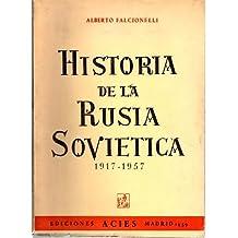 Historia de la Rusia soviética