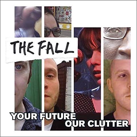 Your Future Our Clutter (Gatefold 2lp+Mp3) [Vinyl LP]