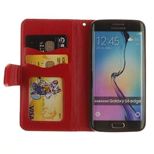 d313b04ddbb5a Test Silikon Schutz hülle für Samsung Galaxy S6 Edge Soft PU ...